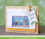 Fintastic Friends Stamps