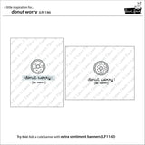 Donut Worry Stamps