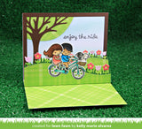 bicycle built for you - lawn cuts