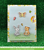 Lawn Fawn Reveal Wheel Butterfly add-on