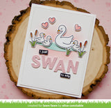 Swan Soiree-Lawn Cuts