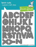 Olivers Stitched Abcs