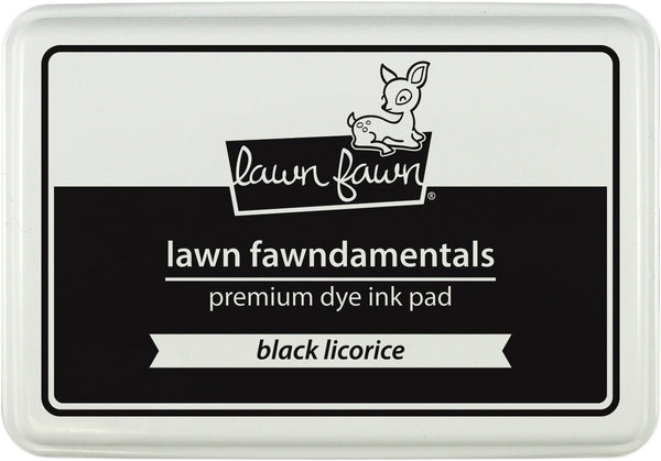 Black Licorice Ink Pad