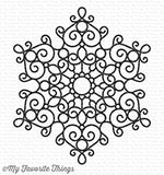 My Favorite Things Mesmerizing Mandala Background Stamps