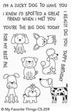 Canine Companions Clear Stamps