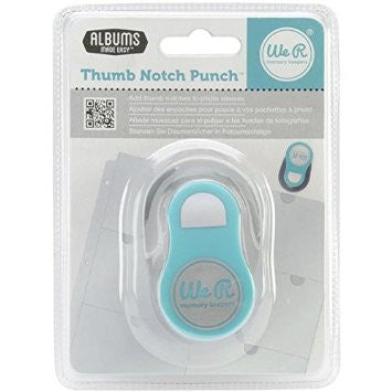 Memory Keepers Thumb Notch Punch