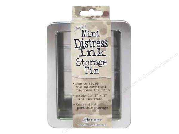 Tim Holtz Mini Distress Ink Storage Tin