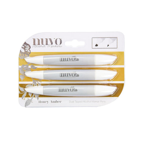 Nuvo Pen Collection - Honey Amber