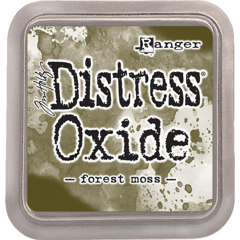Distress Oxide Ink Pad FOREST MOSS