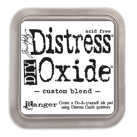 Distress Oxide Ink Pad DIY CUSTOM BLEND