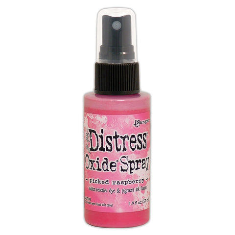Distress Oxide Spray PICKED RASPBERRY