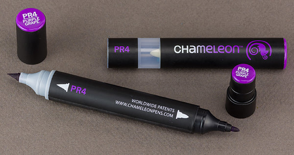 Chameleon Purple Grape PR4 Marker