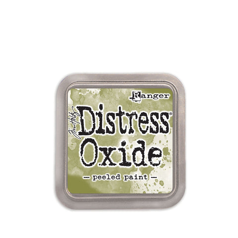 Distress Oxide Ink Pad PEELED PAINT