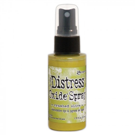 Distress Oxide Spray CHRUSHED OLIVE