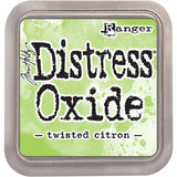 Distress Oxide Ink Pad TWISTED CITRON