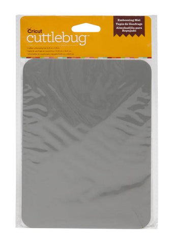 Cricut Cuttlebug Rubber Embossing Mat