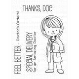 DOCTOR'S ORDERS Clear Stamps