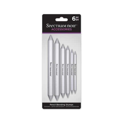 Spectrum Noir Pencil Blending Stumps  (Doezelaar set)