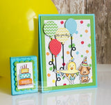 Taylored Expressions Matchy Matchy Stamp Set