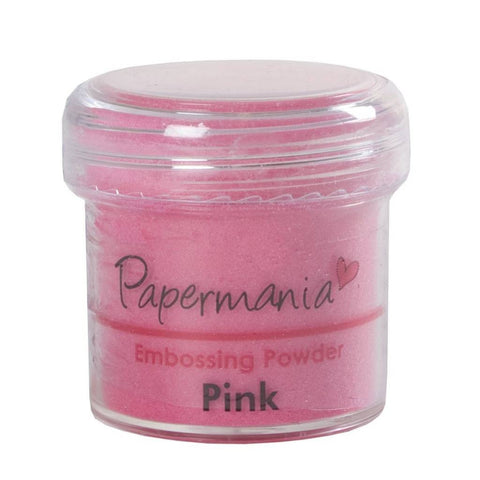 Papermania Embossing Powder (1oz) - Pink