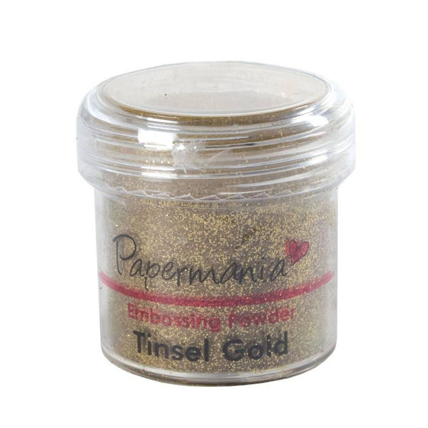 Papermania Embossing Powder (1oz) - Tinsel Gold