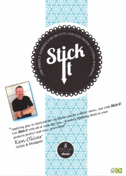 Stick It Adhesive Stick It Handy - YourHobbyMarket
