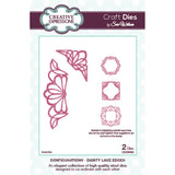 CONFIGURATIONS COLLECTION - DAINTY LACE EDGER DIE