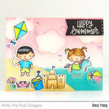 Summer Friends Stamp Set