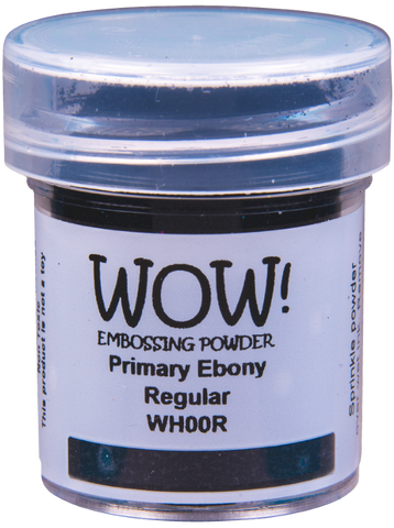 Wow! Primary Ebony