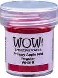 Wow! Primary Apple Red