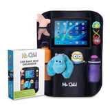Car seat organizer with tablet holder by Mio Child