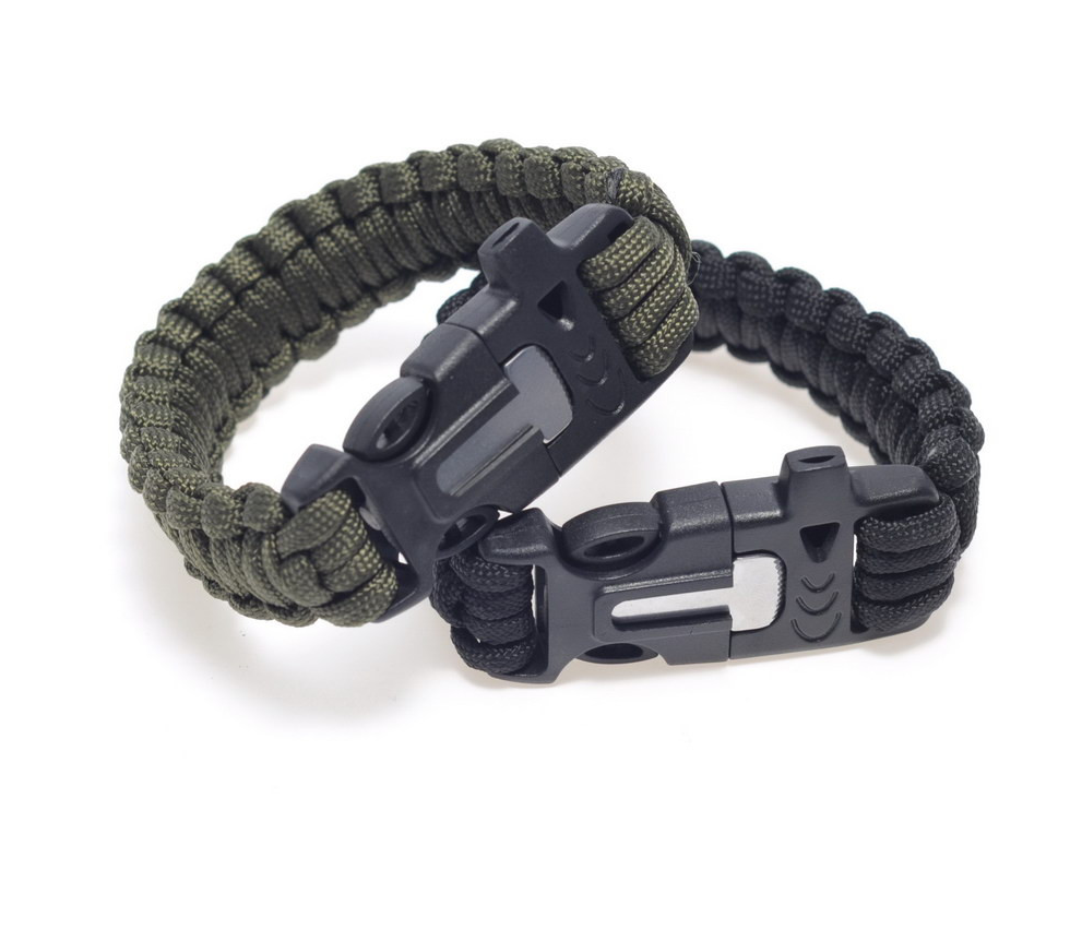 Fire Starter on the Wrist – A Must Have Survival Bracelet