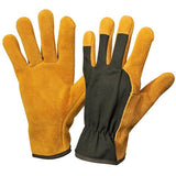 Calfskin Work Gloves - Rostaing Cedre - HearthWorld.com