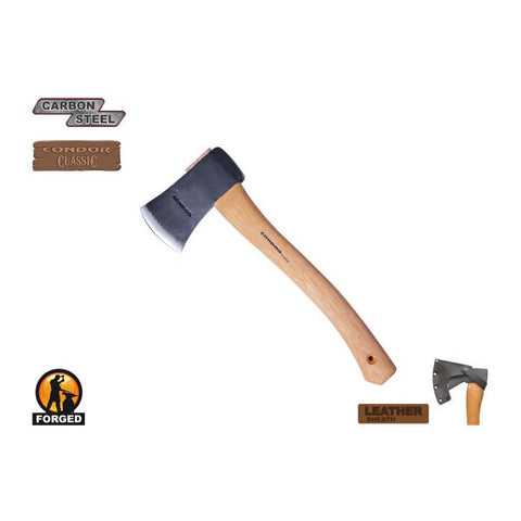 Hunting Hatchet (Hunting Axe) - HearthWorld.com