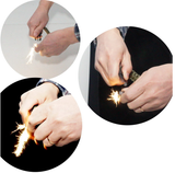 Fire Starter on a Wrist - Free Shipping - HearthWorld.com