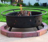 "Large 42"" Diameter Fire Pit"