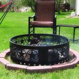 "36"" Campfire Ring - Heavy Duty - HearthWorld.com"