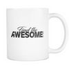 MUG ~ Find the AWESOME ~ Philippians 4:8