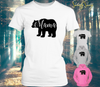 Mama Bear ~ (Tees & Hoodies) (Ladies)