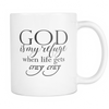 MUG ~ God is my Refuge
