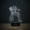 3D-11 3D LED Illusion Lamp-3D Lamp-Lamplanet