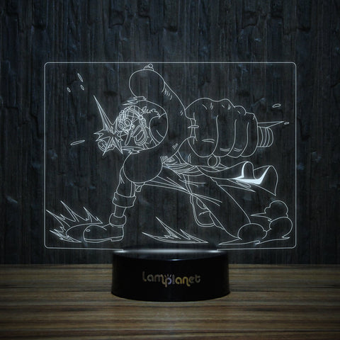 3D-114 3D LED Illusion Lamp-3D Lamp-Lamplanet