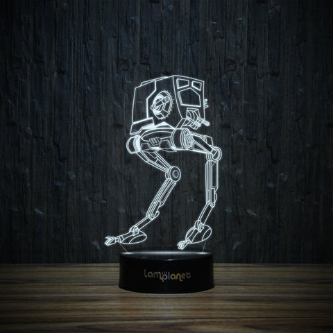 3D-12 3D LED Illusion Lamp-3D Lamp-Lamplanet