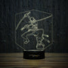 3D-127 3D LED Illusion Lamp-3D Lamp-Lamplanet
