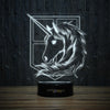 3D-129 3D LED Illusion Lamp-3D Lamp-Lamplanet