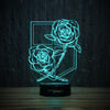 3D-137 3D LED Illusion Lamp-3D Lamp-Lamplanet
