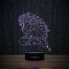 3D-141 3D LED Illusion Lamp-3D Lamp-Lamplanet