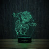 3D-146 3D LED Illusion Lamp-3D Lamp-Lamplanet