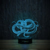3D-155 3D LED Illusion Lamp-3D Lamp-Lamplanet