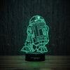3D-16 3D LED Illusion Lamp-3D Lamp-Lamplanet
